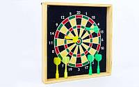 Мишень для игры в дартс настольная магнитная BL-201 9in Baili