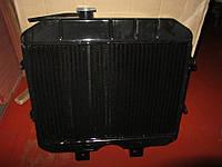 Радиатор вод. охлажд. УАЗ (3-х рядн.) (пр-во ШААЗ)  производитель: ШААЗ