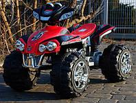 Детский Квадроцикл на аккумуляторе ZP5128AE-3 красный. Разные цвета.