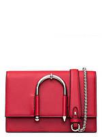 Брендовая женская сумка кросс-боди кожаная L-A272-03