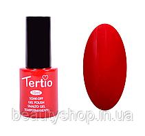 TERTIO Gel Polish Color ГЕЛЬ-ЛАК TERTIO КРАСНОЕ ВИНО №89 10 МЛ