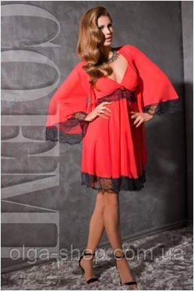 Сорочка Coemi - 151 680 (женская одежда для сна, дома и отдыха, элитная домашняя одежда, пижама)