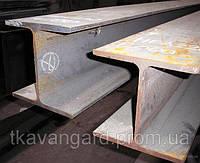Балка металлическая, двутавр №50Б1 усиленная