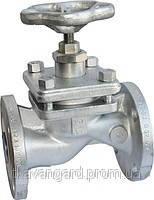 Вентиль фланцевый запорный сальниковый стальной 15с27нж Ду15 Ру63