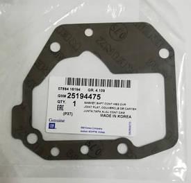 Прокладка верхней крышки МКПП штока выбора передач GM 0755130 0755012 25194475 96298951 для МКПП D16 D20