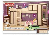 Детская Дисней 2, Мебель Сервис