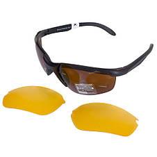 Очки для водителей мужские с поляризационными линзами AUTOENJOY AEJCF125K, фото 3