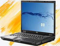 Ноутбук HP Compaq nc6320 15'' (Core2Duo 1.66 ГГц, 2 ГБ ОЗУ, DVD-RW, Windows 7)