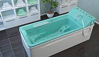 Бальнеологическая ванна ГЕЙЗЕР с подводным массажем высокого давления