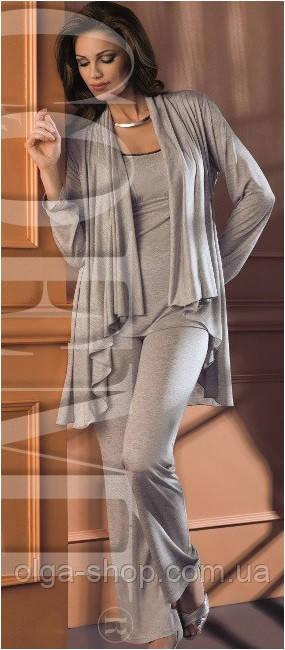Пижама Coemi - 141 C543 (женская одежда для сна, дома и отдыха, элитная домашняя одежда)