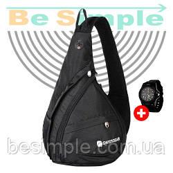 Городской рюкзак через плечо SwissGear Sling