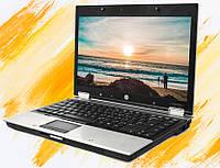 """Ноутбук HP EliteBook 8440p 14.1"""" HD LED (Core i5-540M 2.53 ГГц, 4 ГБ ОЗУ DDR3, DVD-RW, Windows 7)"""