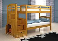 Двухъярусная кровать детская Диана 2