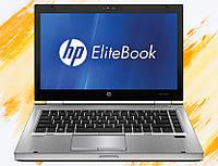 """Ноутбук HP Elitebook 8460p 14.1"""" HD LED (Core i5-2540M 2.5 ГГц, 4 ГБ ОЗУ, 250 ГБ HDD, DVD-RW, Windows 7)"""