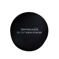 Рассыпчатая пудра с матирующим эффектом Graymelin Oil Cut Sebum Powder - 10 г