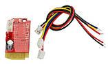 Аудіо підсилювач звуку Bluetooth DW-CT14 2х5Вт плата, фото 5