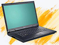 "Ноутбук Fujitsu-Siemens D9500 15.4"" (Core2Duo 2.1 ГГц, 2 ГБ ОЗУ, 160 ГБ HDD, DVD-RW, Windows 7)"