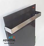 Полотенцесушитель керамічний Dimol Mini 07 TR з терморегулятором (графітовий), фото 8