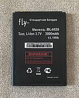 Оригинальная батарея Fly iQ4411 Energie 2 (BL4025) тех.пак