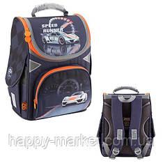 Рюкзак школьный каркасный GO18-5001S-19