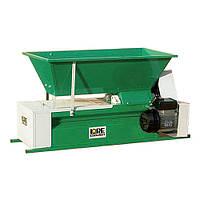 Млинок для винограду LGCSR3 з гребневідділювачем з електричним мотором 0,75 кВт.