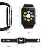 Смарт часы (Smart Watch) UWatch Smart GT08, фото 6