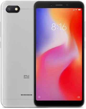 Смартфон Xiaomi Redmi 6A 2/16GB (Grey) Global Version
