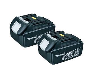 Аккумуляторы для инструментов makita