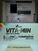 Olimp Vita-min multiple SPORT 60 капс, фото 1