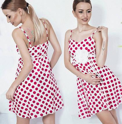 Платье в горошек, фото 2