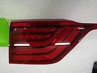 Фонарь задний левый на крышке багажника, KIA Sportage 2016- QL, 92405f1100, фото 1