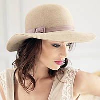 277-4 Женская фетровая шляпа Хелен Лайн