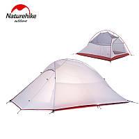 Палатка Naturehike 2 местная. Серая