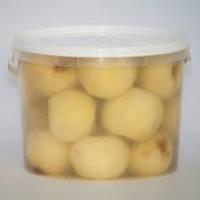 Соления, мочёные яблоки сорта Антоновка в п/эт 5 кг вёдраа