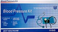 Тонометр Blood Pressure Kit прибор для измерения артериального давления Код:752713803