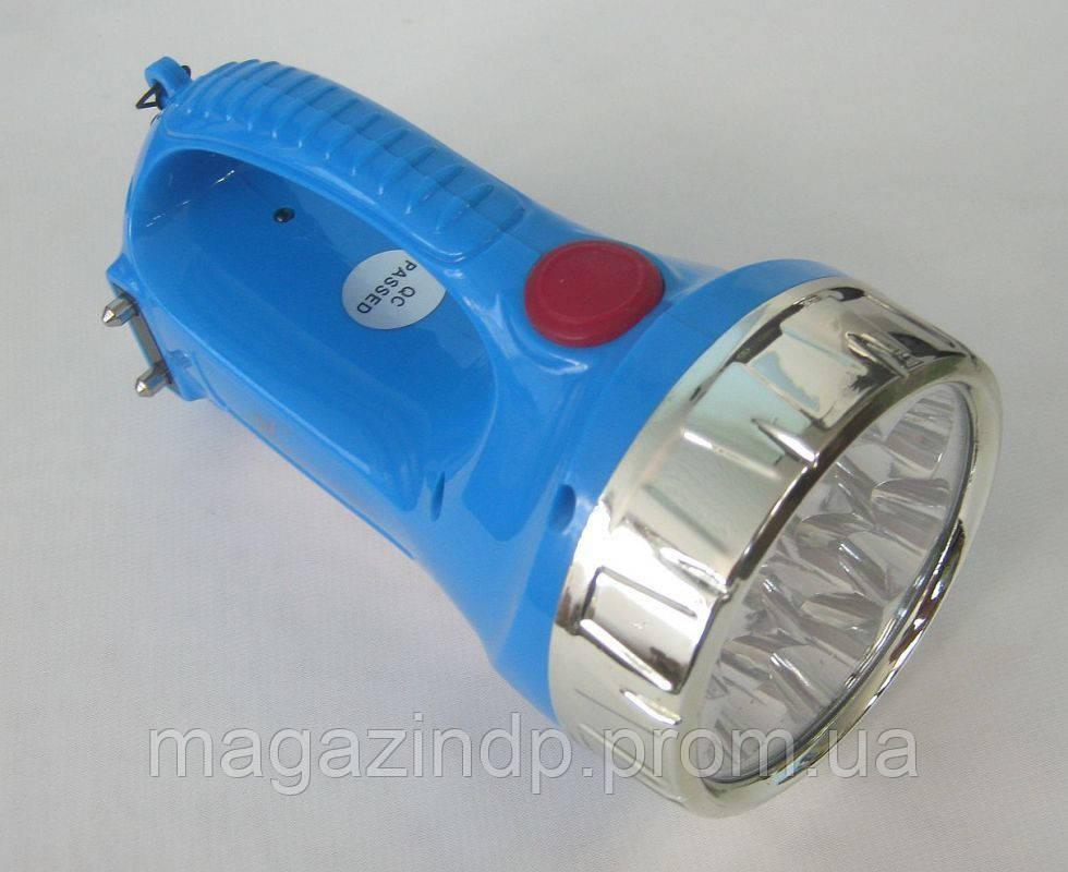 Аккумуляторный фонарик YJ-2804 Код:475252698