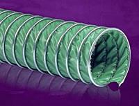 Трубопровод устойчивый к парам растворителей, спиртов типа клин К8  70 мм (нитрил зеленый)