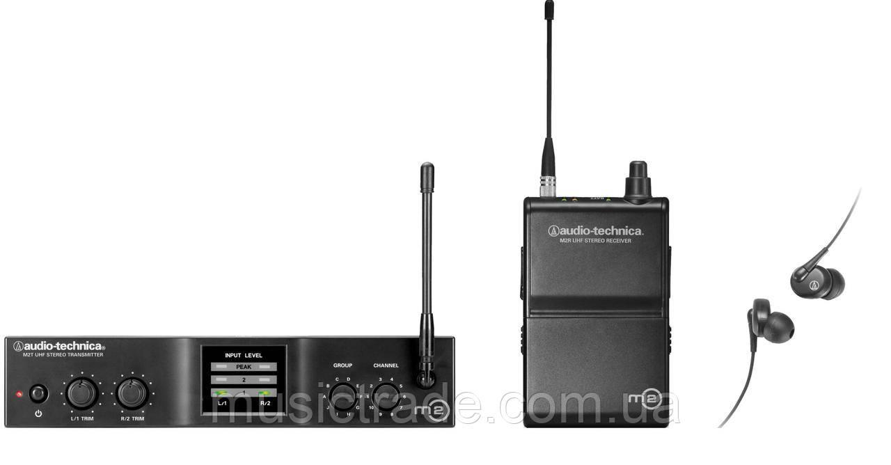 In-ear мониторинг система Audio-Technica M2