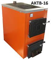 Котел твердотопливный ТермоБар АКТВ-16 (плита,1 конфорка)