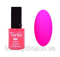 TERTIO Gel Polish Color ГЕЛЬ-ЛАК TERTIO ТЕМНО-РОЗОВАЯ ЭМАЛЬ №106 10 МЛ
