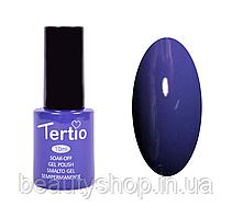 TERTIO Gel Polish Color ГЕЛЬ-ЛАК TERTIO СИНЕ-СИРЕНЕВЫЙ №112 10 МЛ