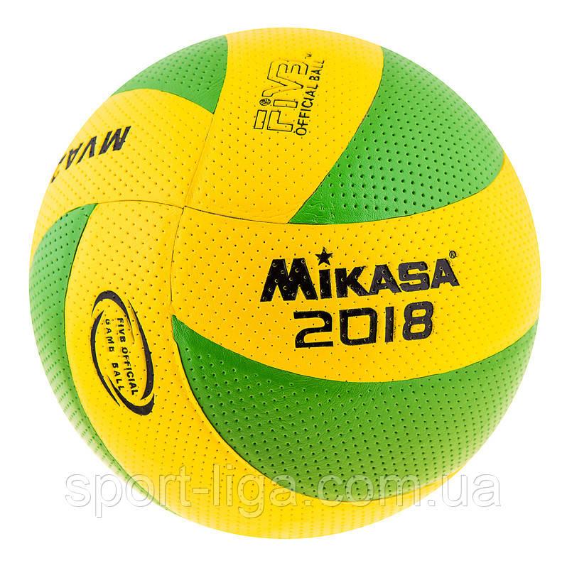 М'яч волейбольний Mikasa MVА 200