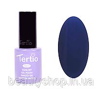 TERTIO Gel Polish Color ГЕЛЬ-ЛАК TERTIO СЕРО-СИНИЙ №120 10 МЛ