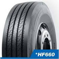 Грузовая шина 295/80R22.5 152/149M Changfeng HF660 рулевая, купить грузовые шины ЧангФенг на руль недорого