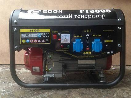 Генератор бензиновый EDON PT 3000, фото 2