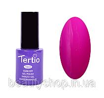 TERTIO Gel Polish Color ГЕЛЬ-ЛАК TERTIO СЕРЕНЕВО-РОЗОВЫЙ №142 10 МЛ