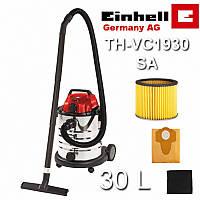 Пылесос для сухой и влажной уборки «Einhell» TH-VC 1930 SA (1500Вт)