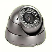 Камера видеонаблюдения купольная lux 43 shp, 700 твл, osd-меню, d-dnr, 3dnr, dss, ик-подсветка на 30м, цветная