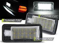 Диодная подсветка номерного знака Audi Q7