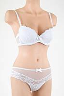 Комплект женского нижнего белья с эффектом пуш   ап  Acousma 6464 чашка В, фото 1